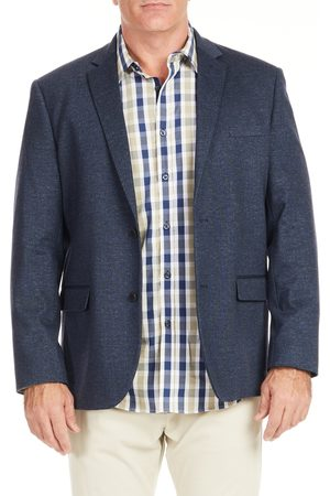 Johnny Bigg Men's Big & Tall Iconic 2 Stretch Sport Coat