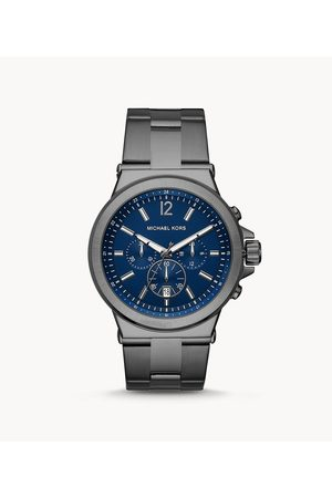 Shop Men Watches - Michael Kors Men's Dylan Chronograph Stainless Steel Watch