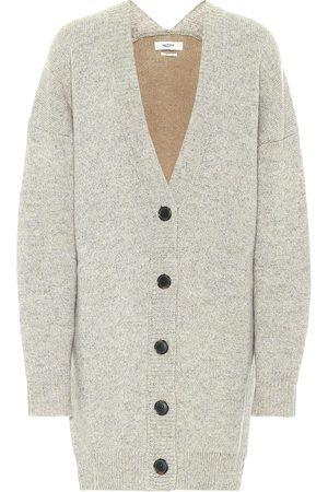 Isabel Marant, Étoile Moana wool-blend oversized cardigan
