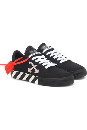 OFF-WHITE Exclusive to Mytheresa – Arrow 2.0 canvas sneakers