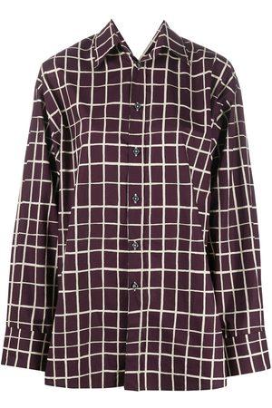Marni Check-pattern shirt