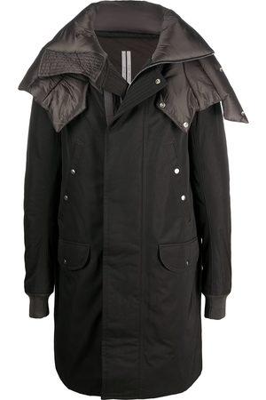 Rick Owens Padded coat - Grey