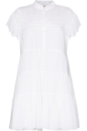 Isabel Marant Lanikaye tiered mini dress