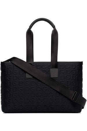 Dolce & Gabbana Logo-embossed holdall bag