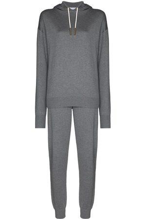 adidas Gia hoodie set - Grey