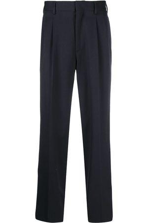 Stella McCartney Straight Leg Pants - Straight-leg wool trousers