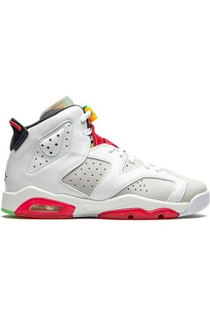 "Nike TEEN Air Jordan 6 Retro ""Hare"" sneakers"