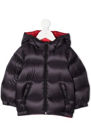 Moncler Hooded puffer coat