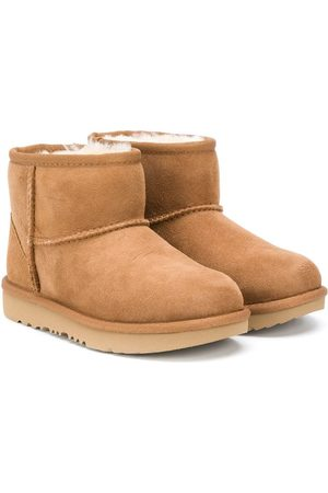 UGG TEEN shearling ankle boots