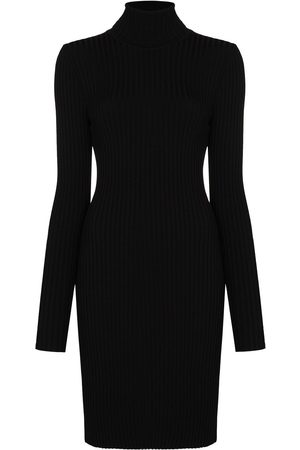 Wolford Ribbed-knit mini dress