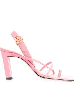 Wandler Women Sandals - Elza open-toe sandals