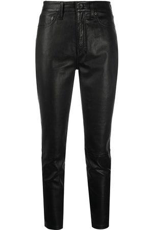 RAG&BONE Mid-rise slim-fit trousers