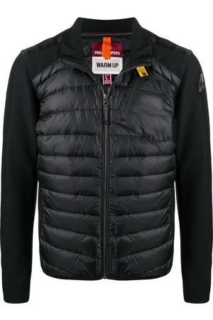 Parajumpers Men Puffer Jackets - Zipped-up padded jacket