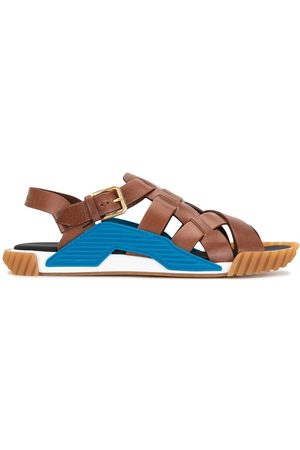 Dolce & Gabbana Ns1 leather sandals
