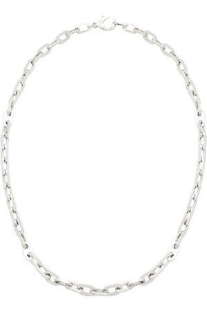 ROSA DE LA CRUZ Sterling- Chain-link Necklace - Womens