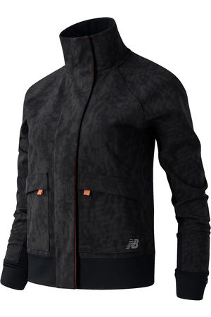 New Balance Women's Impact Run Water Resistant Jacket