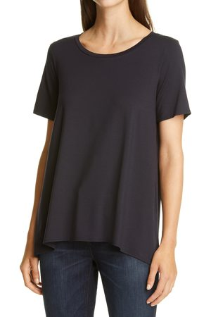 Eileen Fisher Women's High/low T-Shirt