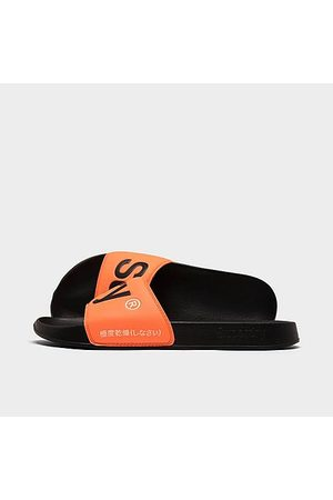 Superdry Men's Classic Pool Slide Sandals in Size Small