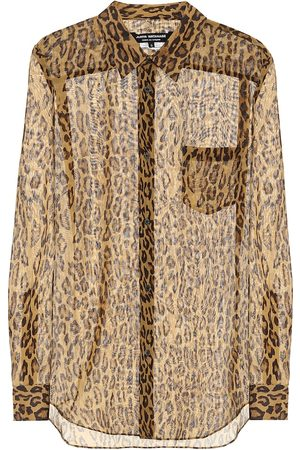 JUNYA WATANABE Leopard-print shirt