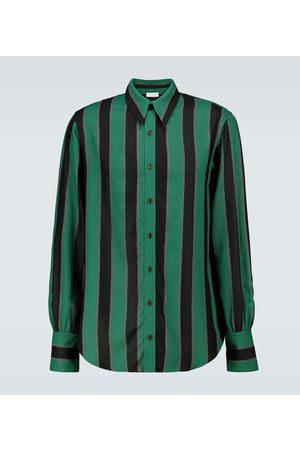 WALES BONNER Isaac striped shirt