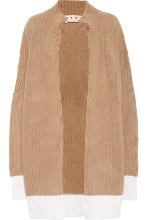Marni Wool oversized cardigan