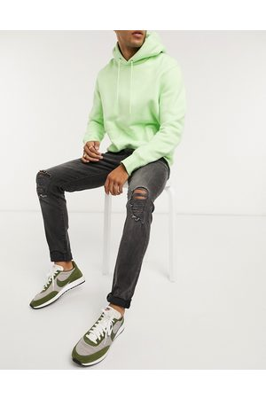 Levi's Skinny tapered fit jeans in yonder