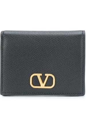 VALENTINO GARAVANI VLOGO signature bifold wallet