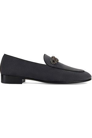 Giuseppe Zanotti Rudolph chain loafers - Grey