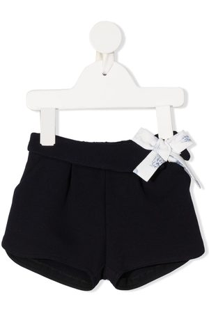 Chloé Bow-detail shorts