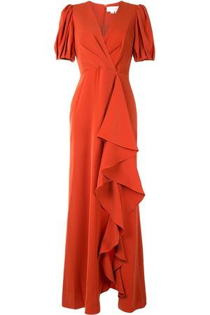 Sachin & Babi Women Evening dresses - Puff-sleeve evening dress