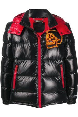 Philipp Plein Skull padded jacket