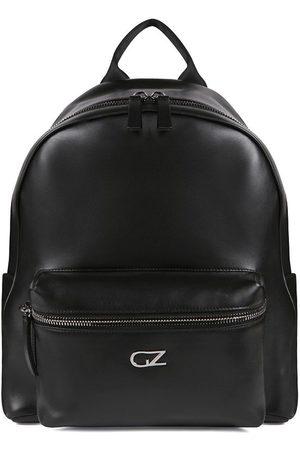 Giuseppe Zanotti Logo medium backpack