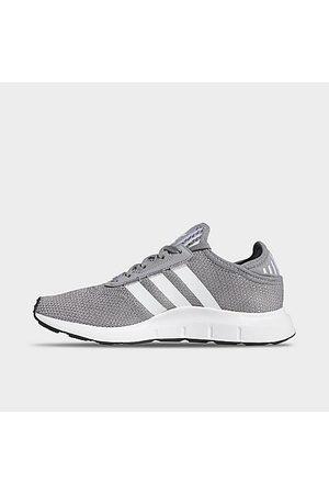 adidas Big Kids' Originals Swift Run X Casual Shoes in Grey Size 3.5