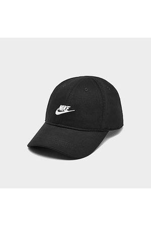 Nike Kids' Sportswear Heritage86 Futura Adjustable Stay-Put Closure Hat in 100% Cotton