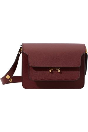 Marni Trunk mini leather bag