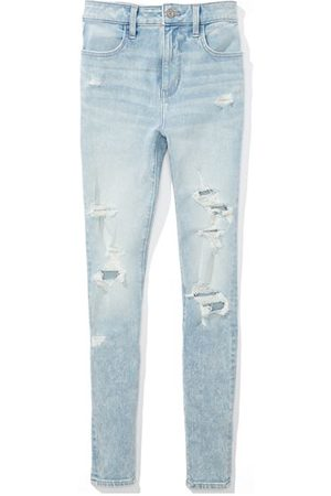 American Eagle Outfitters The Dream Jean Super High-Waisted Jegging Women's 2 Regular