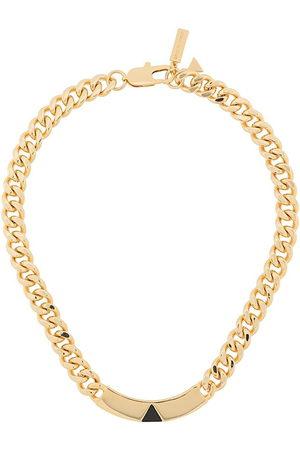 Coup De Coeur Men Necklaces - Onyx chain necklace