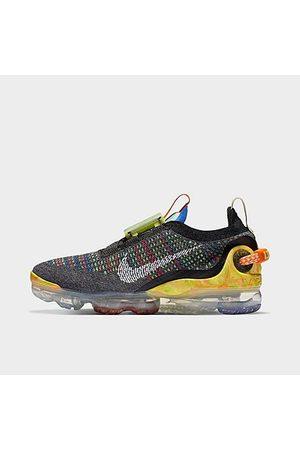 Nike Women's Air VaporMax 2020 Flyknit Running Shoes in Grey
