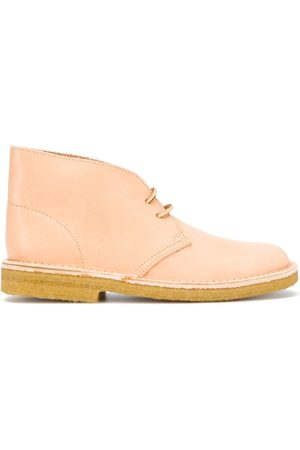 Clarks Classic leather ankle boots - Neutrals