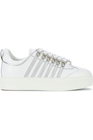 Dsquared2 Metallic low-top sneakers