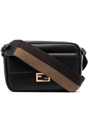 Fendi Baguette leather camera bag