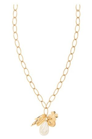 Aurélie Bidermann Women Necklaces - Grigri long necklace