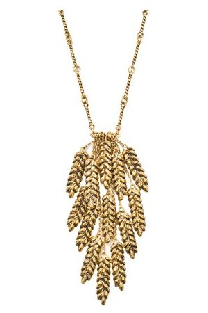 Aurélie Bidermann Wheat Long Necklace