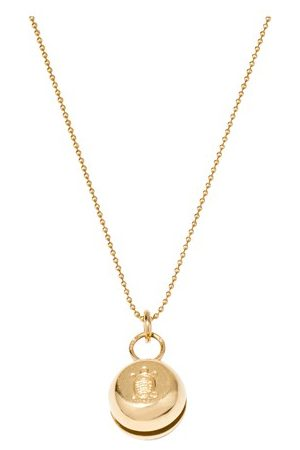 Aurélie Bidermann Women Necklaces - Bell pendant