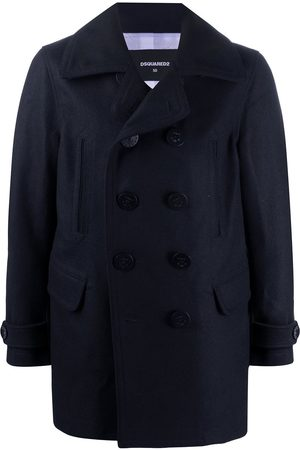 Dsquared2 Double-breasted pea coat