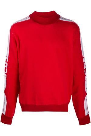 GCDS Logo sleeve sweatshirt