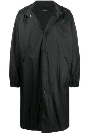 Balenciaga Tab raincoat