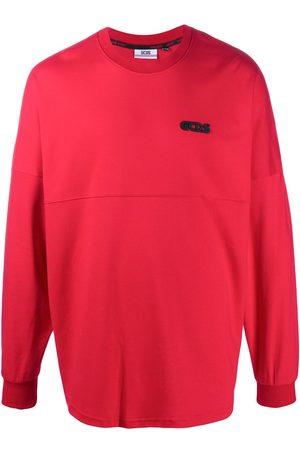 GCDS Men Sweatshirts - Logo print sweatshirt