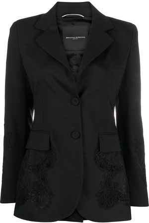 ERMANNO SCERVINO Fitted button up blazer