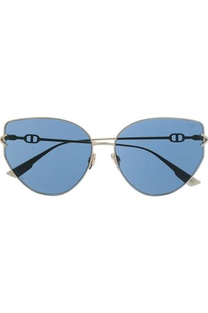 Dior DiorGipsy1 butterfly-frame sunglasses